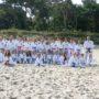 plaża grupa